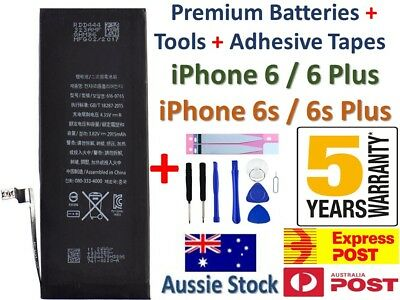 For iPhone 6s / Plus / 6 Plus Brand New OEM Battery Replacement FULL Capacity AU