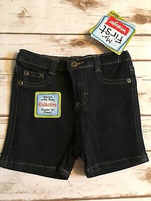 Wrangler My First Jean Shorts - Size 6-9 months - NEW