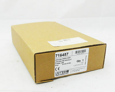 LÜTZE 716457 LOCC-Box-GWPN 0-6457 ProfiNet USB -unused-