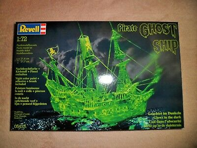 Revell Modell 05433 Pirate Ghost Ship , 1.72