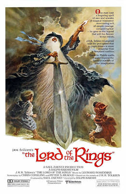 """Lord of the Rings ( 11"""" x 17"""" ) Movie Collector's Poster Print - B2G1F"""