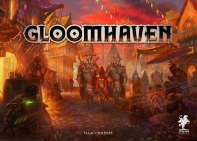 Cephalofair Games: Gloomhaven board game (Retail Version) IN STOCK READY TO GO