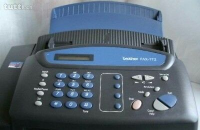 Brother Fax T 72