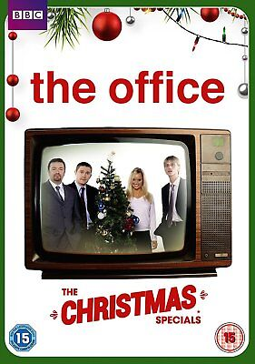 The Office - The Christmas Specials [2001] (DVD)