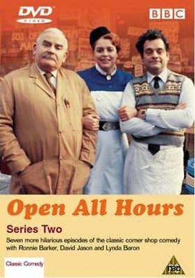Open All Hours - Series Two [1981] (DVD)