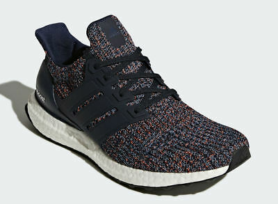 Adidas UltraBoost 4.0 Runner Navy Blue Multi-Color New Men Size 7.5-13 ( da3096dfb