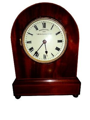 Lovely Eureka electric bracket/shelf clock