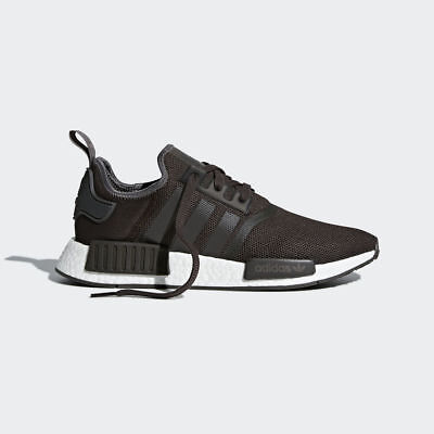 1785961e2 Adidas NMD R1 Runner Trace Grey Metallic White New Men Size 7.5-13 (CQ2412