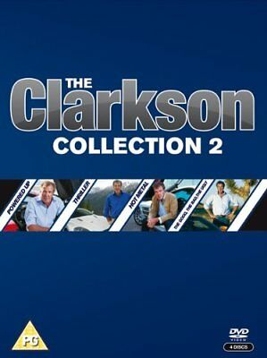 The Clarkson Collection 2 (Powered Up + 3 more) (DVD)