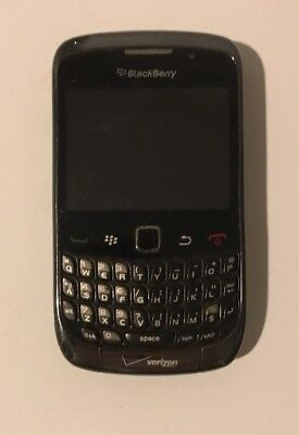 Verizon Blackberry Curve Cell Phone No Charger/Used