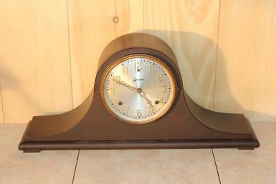 Antique Sessions 8 Day Chiming Mantle Clock ~ Cleaned and Running!