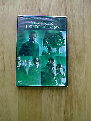 The Matrix Revolutions (DVD, 2004, 2-Disc Set, Widescreen Edition, Rated R)