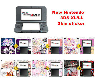 new 3ds Xl Pokemon #2 Ho-oh Vinyl Skin Sticker Decal Cover Great Varieties Video Games & Consoles