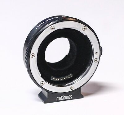 Metabones T-Smart Canon EF & EF-S to Micro 4/3 Four Thirds MFT Adapter