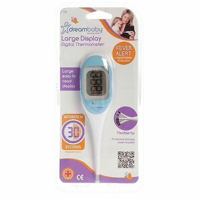 Dreambaby Baby / Child Health Clinical Flexi-Tip Digital Thermometer