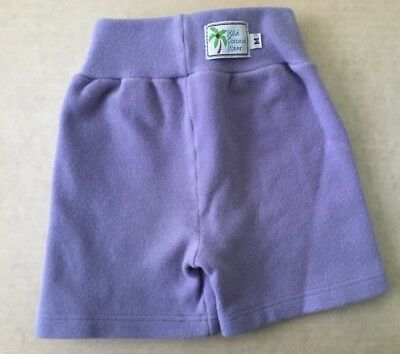 Wild Coconut Wear Wool Shorties size Medium