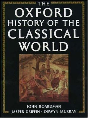 *LIKE NEW*  The Oxford History of the Classical World (1986, Hardcover)