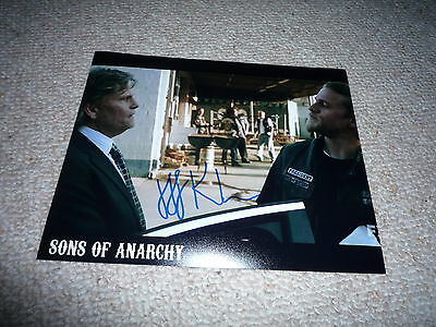 JEFF KOBER signed Autogramm In Person 20x25 cm SONS OF ANARCHY