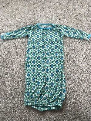 KICKEE PANTS Layette Gown Converter 6-9 months