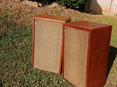 Vintage The Fisher XP-6B Speakers~ One Owner