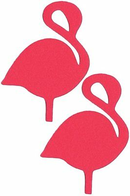 Pastease Pink Flamingo Pasties Cover  ~ 1 pair