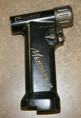 Linvatec/Conmed M Power 2 6200M Single trigger in excellent working condition