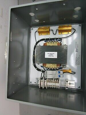 Cone Blanchard Transformer Panel Unit MF-CC-300/500T PE-8445 MF-368549D New