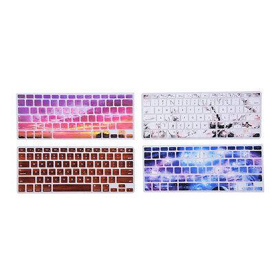 "For Apple Macbook Air Pro Retina Silicone 13"" 15"" inch Keyboard Skin Cover Film"