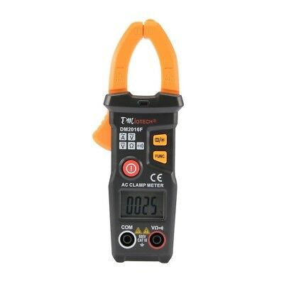 Clamp Multimeter Digital AUTOMATIC AC DC Current Volt Handheld Electronic Tester