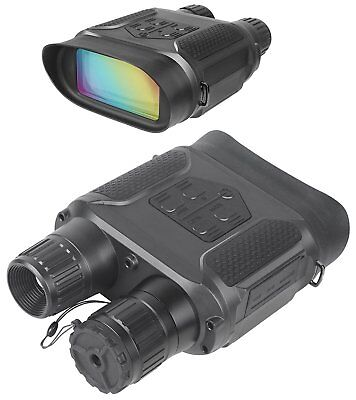 Digital Night Vision Binocular for Hunting 7x31 with 4 inch TFT LCD HD Infrared