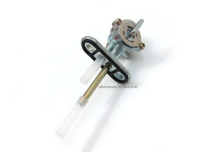 Fuel Gas Petcock Valve Tap for Kawasaki KZ305 CSR Belt LTD KZ250 CSR LTD Belt