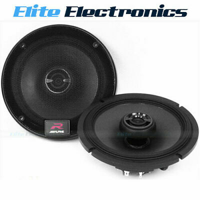 Alpine R-S65 Type-R 100W Rms 6-1/2″ 2-Way Coaxial Speakers