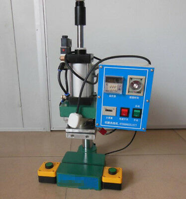New Small Size Hot Melt Machine for Hot Melt Preparetions Nut/Plastic/Metal Part