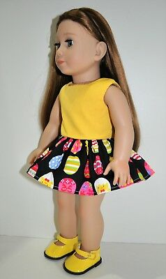 18 Inch Doll Clothes will fit American Girl Our Generation Journey - Dress Shoes