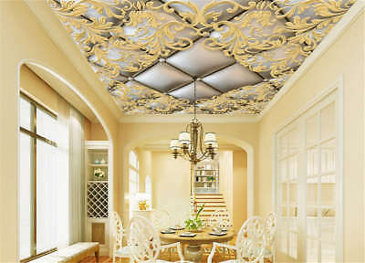 Occult Soft Package 3D Ceiling Mural Full Wall Photo Wallpaper Print Home Decor