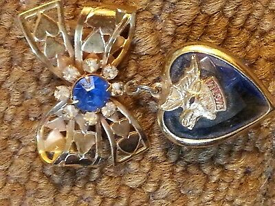 Vintage Women Of The Moose Jewelry Lot (Wotm)