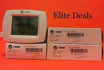 New!!!! OEM Trane TCONT803AS32DAA XL803 Touchscreen Thermostat w/humidity sensor
