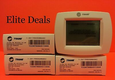 Sale!!! New OEM Trane TCONT800AS11AAA XL800 1H/1C Thermostat
