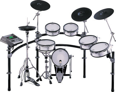 Roland Td-20S Bk V Pro Electronic Drum Kit Set