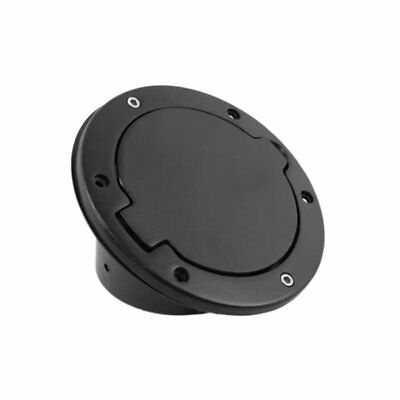 Aluminum Alloy Car Fuel Tank Cover 4-Doors 2-Doors Fuel Gas Cap for Wrangler Yj