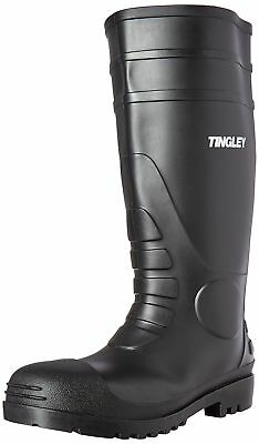Tingley 31151 Economy SZ12 Kneed Boot for Agriculture, 15-Inch, Black New