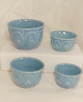 A Special Place ceramic measuring cups prep bowls set of 4