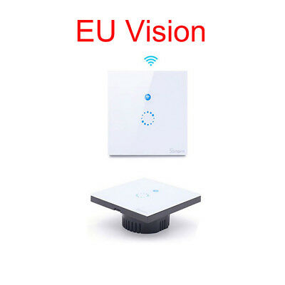 Sonoff WiFi Touch Schalter Smart Switch Automation Wandschalter Touchscreen EU O