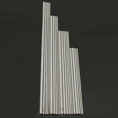 5-12mm Cylinder Linear Axis Rail Linear Optical Steel Shaft Resistance 300-600mm