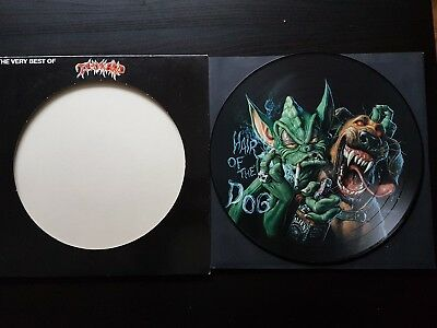 Tankard Vinyl Picture Disc Hair of the Dog