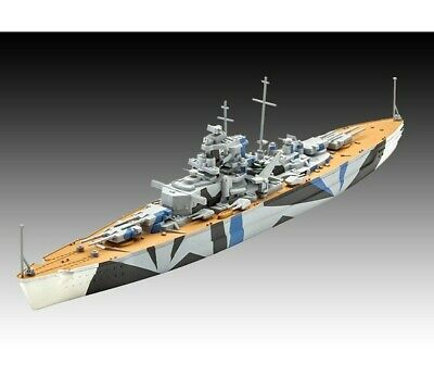 Revell 65822 1:1200 Tirpitz Model Set