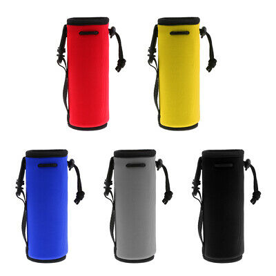 Baoblaze Sport Water Bottle Cover Neoprene Sleeve Bag Case Pouch for 20oz Bottle