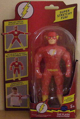 "Stretch Armstrong ~ Mini Justice League - The Flash 7"" Stretch Figure"