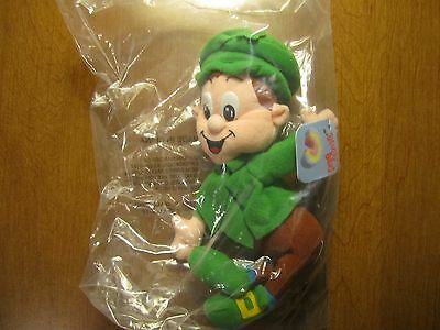 General Mills Lucky Charms Cereal Breakfast Pals Lucky Leprachaun ~ New, Sealed
