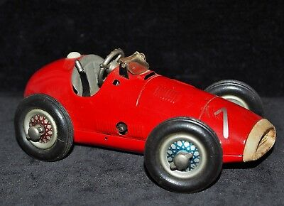 Schuco 1070 Grand Prix Racer, Ferrari, Made in US Zone